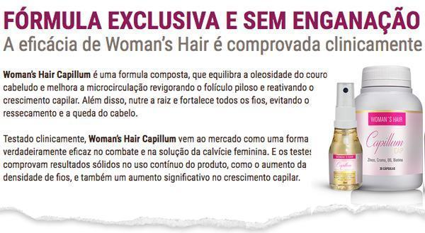 ingredientes-formula-womans-hair-capillum